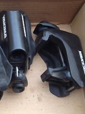 Pair (only 2 towers) Yakima Lowrider Towers Part 00851 Great Condition!