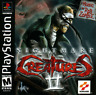 🔥 Nightmare Creatures II Playstation PS1  Disk Only