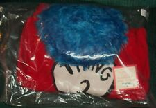 POTTERY BARN KIDS PBK  DR. SEUSS THING 2 COSTUME CHILD 7-8 CAT IN HAT HALLOWEEN