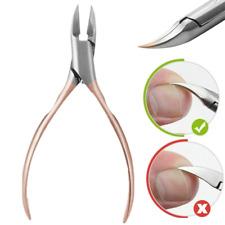 1x Cuticle Nipper Scissor Cut Dead Skin Remover Clip Manicure Pedicure Nail Tool
