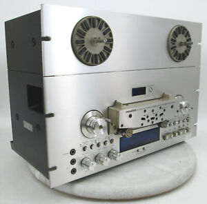 Pioneer RT-909 Reel to Reel Stereo Tape Deck Recorder Player 4-Track 2 Channel
