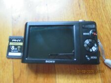 Sony Cyber-shot DSC-W800 20.1MP Compact Camera - Black ( no battery and charger)