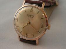 Herren Armbanduhr, GUB, Glashütte 70.1, Handaufzug, Vintage DDR.
