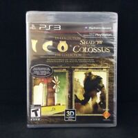 The Ico & Shadow of the Colossus Collection (Sony PlayStation 3, 2011) BRAND NEW