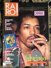 RARO! 18 Magazine about discography ps VERTIGO label HENDRIX LEALI ELVIS