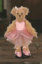 Teddy Bear 'Giselle' Settler Bears Handmade Princess Gift Ballet Girl 30cms