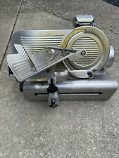 Globe Commercial Meat Slicer Model 500l Gravity Feed Slicing Machine