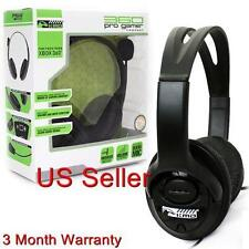 Live Pro Gamer Headset With Mic For Xbox 360 NEW SEALED