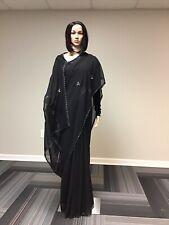 Bollywood Designer Saree Black.