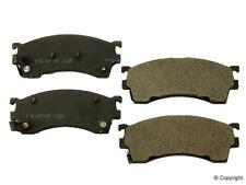 Disc Brake Pad Set-Meyle Semi Metallic Front WD EXPRESS 520 00930 503
