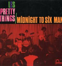"PRETTY THINGS ""MIDNIGHT TO SIX MAN"" ORIG FR 1966 EX/EX-"