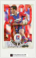2003 Select NRL XL Cards Club Player Of year CP7 Andrew johns-Knights
