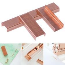 1000Pcs/Box 12mm 12# 24/6 Creative Metal Staples Office School Binding Supplies