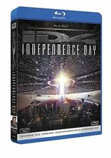 Independence Day (2 Blu Ray) Vers. Cinematografica + Extended Cut  (Will Smith)