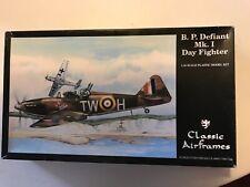 New Listing1/48 Classic Airframes Defiant Mk1