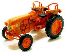 Renault D22 Trekker 1956 Traktor Schlepper orange 1:43