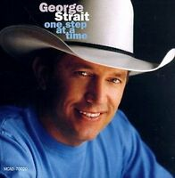 George Strait One step at a time (1998) [CD]