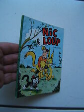 EDITION DE LUTECE   /  NIC ET LOUP   NUMEROS  2 / 1967