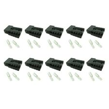 Anderson SB50 Connector Kit Black 10/12 6319G1 10 Pack FREE SHIPPING!