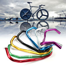 Retro Bullhorn Handlebar for Fixie Fixed Single Speed Road MTB Bike Cycling Bars