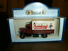 Lledo 1934 Mack Canvas Back Truck with Hamleys decals