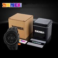 SKMEI Mens 1251 Military Style Army Walking Sports 5 ATM Waterproof Wristwatch