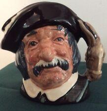ROYAL DOULTON  Sancho Panca D6461 CHARACTER JUG / toby