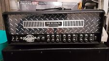 Mesa Boogie Triple Rectifier + Footswitch + extra 6x 6L6GC tubes