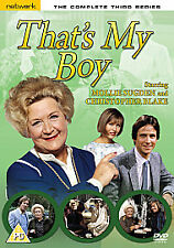 THAT'S MY BOY - THE COMPLETE THIRD SERIES NEW REGION 2 DVD