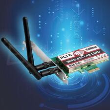 150M Wireless PCI-E PCI Express Card Cordless WIFI Network LAN Ethernet NIC 1pc