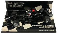 Minichamps Honda Racing F1 Team RA106 Test 2006 - Rubens Barrichello 1/43 Scale