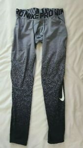 NIKE PRO WARM MEN'S TALISTATIC TRAINING TIGHTS Style 820217-100
