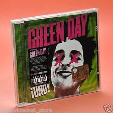 GREEN DAY UNO CD nuovo