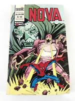 BD Comic Nova Album 48 comprend numeros 157 a 159 1991 Edition Semic Envoi suivi