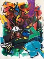 MEDRA 72 - Peinture graffiti  -cope2/seen/taki/quik/crash/rd357/pro176/t-kid/iz