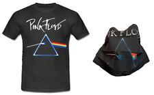 T-shirt PINK FLOYD Maglia Rock Band + protezione visiva in omaggio