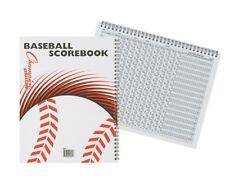 Champion Baseball Scorebook