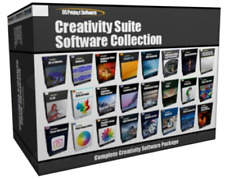 Collection-Creativity suite-Freehand Photo Image SVG JPG Logiciel D'édition