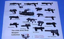 LEGO® Star Wars™ The Little Arms Shop Storm Clone Rebel Trooper Blasters Weapons