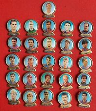 26 x FC Barcelona Pin Badge Soccer Players Football Collectible Collection Lot