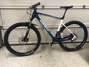 Giant XTC Mountain Bike, Extra Large, 29inch wheels, Cross Country