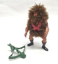 Vintage MOTU 1985 Grizzlor complete Mattel Masters of the Universe He-man