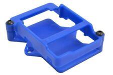 RPM R/C Products - ESC Cage for Traxxas XL-5 & XL-10 ESCs, Blue