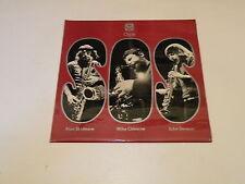 S.O.S. - ALAN SKIDMORE/MIKE OSBORNE/JOHN SURMAN -LP 1975 OGUN RECORDS UK M-/VG++