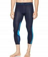 UNDER ARMOUR COOL SWITCH Men's 3/4 Leggings GYM Fitness RUN Bike Compression L
