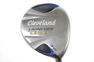 Cleveland Launcher DST Fairway 7 Wood 22° Senior Right-Handed Graphite #2427