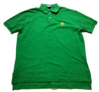 Polo Ralph Lauren Mens Green Short Sleeve Polo Shirt Size Large