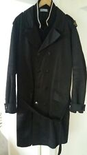 Stone Island 2 piece trench coat XXL VGC shoulder badge