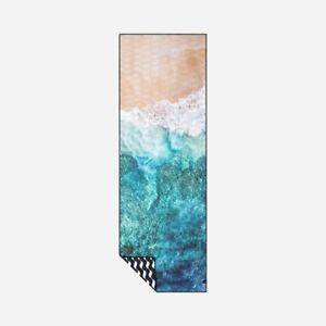 SLOWTIDE Serenity Yoga Towel Mat - Multi
