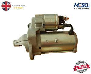 BRAND NEW STARTER MOTOR FITS FOR VOLVO S60 II (134) DRIVe / D2 2011-2015